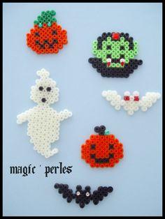 Décorations murales Halloween : Accessoires de maison par magic-perles