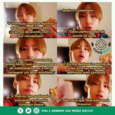Bts Bangtan Boy, Bts Jungkook, Taehyung, K Pop, Mamamoo, K Idols, Bts Memes, Make You Smile, Humor