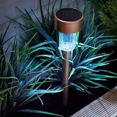 BALISE Balise solaire cuivre LED 36cm Deco, Coffee Maker, Kitchen Appliances, Garden Deco, Copper, Light Fixture, Coffee Maker Machine, Diy Kitchen Appliances, Coffee Percolator