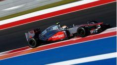 2012 US Grand Prix / Vodafone McLaren