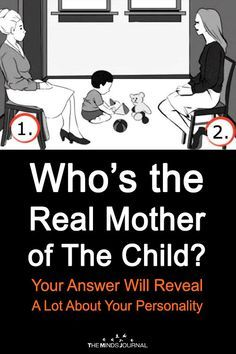 Your Answer Will Reveal A Lot About Your Personality Who's the Real Mother of The Child? Your Answer Will Reveal A Lot About Your Personality Mothers Quotes To Children, Mothers Day Quotes, Quotes For Kids, Family Quotes, Child Quotes, Daughter Quotes, Sister Friend Quotes, True Colors Personality, Personality Psychology