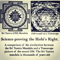 Sri Yantra, the sound of OM as shown on a Tonoscope Sanskrit Quotes, Vedic Mantras, Hindu Mantras, True Interesting Facts, Interesting Facts About World, Intresting Facts, General Knowledge Facts, Knowledge Quotes, Shiva