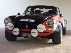 Trvalý odkaz na vložený obrázek                                                                                                                                                                                 More Sports Car Racing, Sport Cars, Classic Sports Cars, Classic Cars, Fiat Sport, New Fiat, Fiat 124 Spider, Fiat Cars, Fiat Abarth