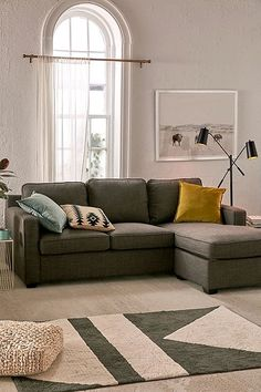 Collin Reversible Sectional Storage Sofa