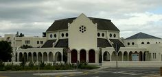 Dutch Reformed church, Hermanus -Morné van Rooyen Church Building, Travel Info, Old Buildings, South Africa, Dutch, Mosques, Cathedrals, Van, Mansions