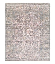 IMMERSIVE FIELDS GREY PINK - Designer Rugs / Designer rugs from THIBAULT VAN RENNE ✓ all information ✓ high-resolution images ✓ CADs ✓ catalogues..