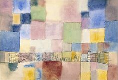 Paul Klee  'New District'