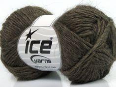 Fiber Content 59% Acrylic 15% Wool 15% Alpaca 10% Polyamide 1% Elastan Brand ICE Camel fnt2-40271