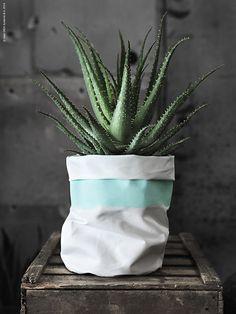 DIY Textilkrukor | Livet Hemma – IKEA