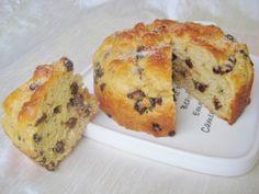 Kwarkbol -super makkelijk en snel recept. Een zoet gezond brood bij de brunch, lunch of als tussendoortje