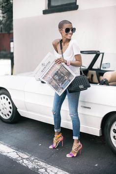 Jeans + T Shirt Diar