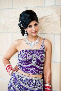 South Asian Weddings #AnjuKukreja #banglezjewelry