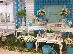 Chá de Bebê - Tiffany & Co. - Agora Sou Mãe - Blog Sobre Maternidade