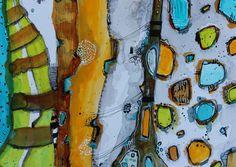 Gelassene zusammen mit surreal, wunderbar einfach Bio-Mischtechnik-Gemälde. Ich könnte diese Gemälde stundenlang anstarren und finden Sie neue Formen und Muster entstehen und ich hoffe Sie fühlen sich genauso. Klein genug zu nahezu jedem Raum passen, würde dieses Kunstwerk auch ein großes Geschenk oder Ergänzung Ihres Hauses machen.  Hinweis: Bild mit Rahmen ist zum Beispiel nur und oder mehrere Gemälde dient nur zu Anzeigezwecken.  Titel: Die Sandbar Größe: 10 x 10 auf 3/4 gewiegt gesso...