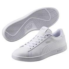 Casual Shoes 24087  Puma Smash V2 Leather Sneakers Men Shoe Basics New -   BUY bb76f1f3b