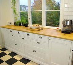 Inspiration till ditt nya platsbyggda kök från Sven Snickare