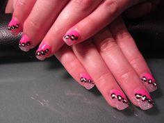 acrylic nails $45
