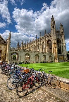 King's College, Cambridge, England - been here, just as beautiful in person Places Around The World, The Places Youll Go, Places To See, Around The Worlds, England And Scotland, England Uk, King's College Cambridge, Visit Cambridge, Cambridge University