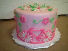 Bicycle Birthday cake!