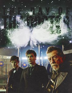 """Moffat: 'Doctor Who' 50th will 'change the course of the series' ...""""We've got to set the Doctor off in a brand new direction. It's chapter two of his life. Now something happens to him that changes the way he thinks and the way he will adventure from now on. You can celebrate an anniversary in many ways – I think the most productive one within the narrative is to say 'This is where the story really starts. This is where he finds his mission, he finds his destiny.'"""