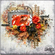 """""""Special & Sweet"""" My February DT Reveal for Lindy's Stamp Gang"""