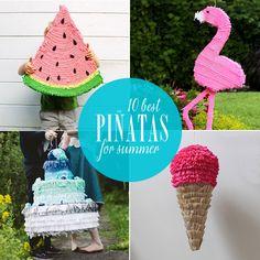 10 Best DIY Piñatas for Summer