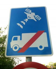 Do not speed -- area is monitored by radar drones. Cube vans must have slides installed for quick evacuation in the event that drone malfunctions.