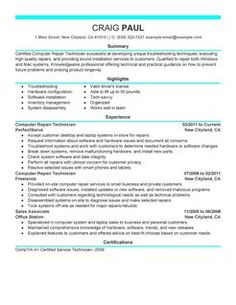 It Cv Example Information Technology Cv Curriculum Vitae Example