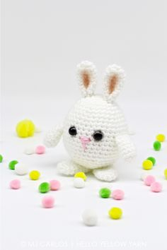 Chirp chirp! Hop hop! Make these adorable little hatchling and bunny for this coming Easter. They are super cute and very easy to make. They can be made as a decorative piece or add them to an East…