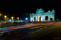 Puerta de Alcalá (Madrid) - Dominic Dähncke