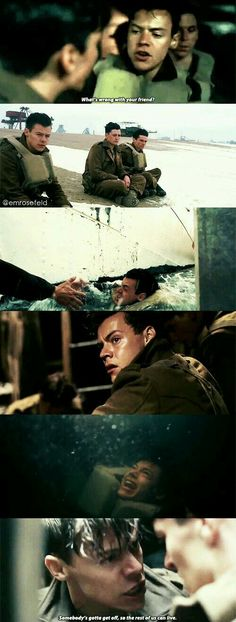 Harry Styles = Alex in Dunkirk. I saw Dunkirk,I thought it was amazing .