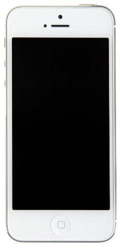 Apple iPhone 5 32GB (White) - Unlocked