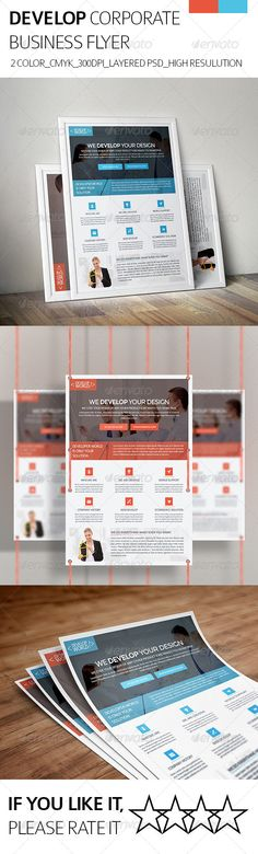 Develop Corporate Business Flyer Template PSD | Buy and Download: http://graphicriver.net/item/develop-corporate-business-flyer/8131457?WT.ac=category_thumb&WT.z_author=EVNY&ref=ksioks