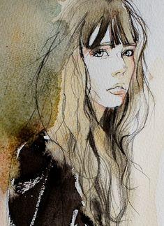 Julian's Eyes by ~Vikulina on deviantART