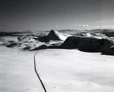 [Mystère #139] Valdresflye et la route 51 en Norvège Valdresflya route neige 1080x870