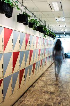 Westpac Offices - Sydney #office #ironageoffice #greenoffice http://www.ironageoffice.com/