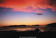 Waiheke Island Waiheke Island, Homeland, New Zealand, Beaches, Australia, Celestial, Explore, Sunset, City