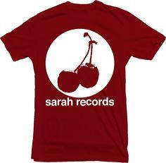 Sarah Records T-Shirt! Want.