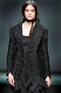 Miriam Ponsa   AW 2013 080 Barcelona Fashion