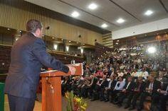Destaca el Diputado Federal Hugo Cabrera, durante el primer encuentro de legisladores y Consejos interreligiosos de México, realizado en la...