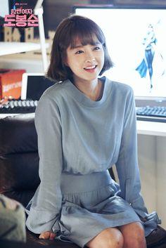 Strong Woman Do Bong Soon - Images Park Bo Young, Scandal, Korean Actresses, Korean Actors, Actors & Actresses, Strong Girls, Strong Women, Do Bong Soon Fashion, Strong Woman Do Bong Soon