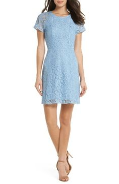 0d9c6f76f online shopping for Charles Henry Raglan Sleeve Lace Dress (Regular & Petite)  from top store. See new offer for Charles Henry Raglan Sleeve Lace Dress ...