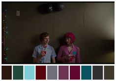 Scott Pilgrim vs. the World (2010) dir. Edgar Wright