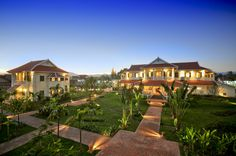 The Luang Say Residence is located in the UNESCO heritage city of Luang Prabang. @the-luang-say-residence #XOPrivate