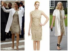 MYROYALS &HOLLYWOOD FASHİON: Crown Princess Mary in Valentino-and also seen on Crown Princess Mette-Marit