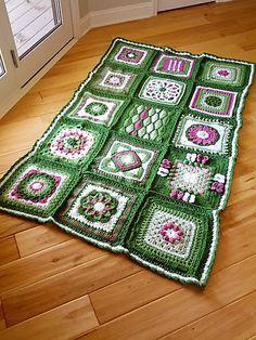 Ravelry: JJ53's 2013 Crochet Favorites Afghan ✿⊱╮Teresa Restegui http://www.pinterest.com/teretegui/✿⊱╮