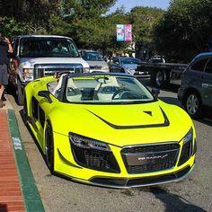 Audi R8 Razor GTR by PPI