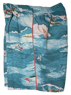 Tommy Bahama Reversible Naples SurfRider Swim Suit Tommy Bahama, Naples, Turquoise, Beach Pool, Trunks, Swimsuits, Swimming, Amazon, Blue