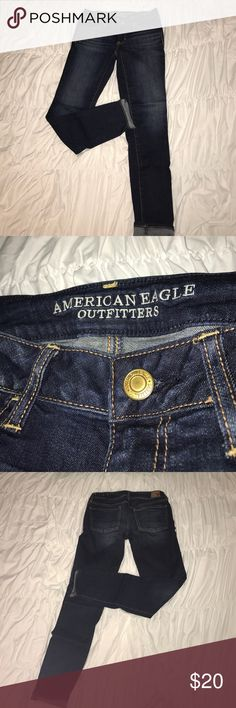AEO skinny jeans Perfect condition, barely worn, true to size American Eagle Outfitters Jeans Skinny