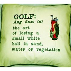 GOLF the art of..